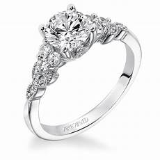 adeline vintage diamond engagement ring zadok