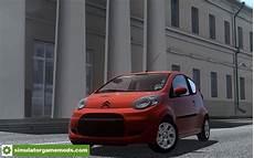 citroen c1 city city car driving 1 5 3 citroen c1 car mod simulator mods
