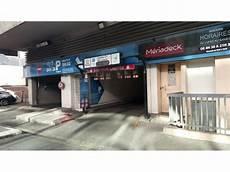 Place De Parking 224 Louer Bordeaux 10 Rue P 232 Re Dieuzaide
