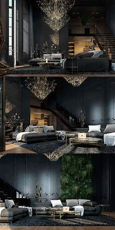 Black Rooms black living rooms ideas inspiration