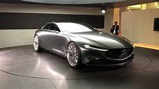 mazda sedan 2020 2020 mazda 6 vision coupe concept looks like