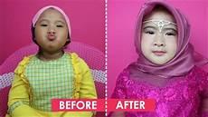 Tutorial Makeup Anak Anak Cocok Untuk Karnaval