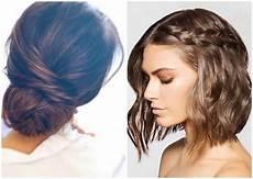Einfache Frisuren Für Schulterlange Haare - einfache flecht frisuren mittellanges haar
