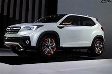 subaru viziv future concept previews next xv crosstrek