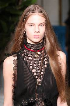 runway inspired braids hairstyles 2017 fall hairdrome com