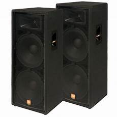 How To Set Up Pa Speakers Live Sound