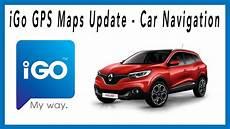 igo primo gps maps update car navigation