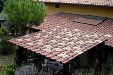 tettoia in plastica tegola coppo modello quot toscana quot roofy pvc ebay
