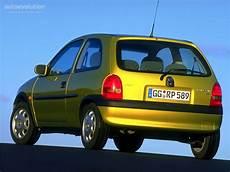 opel corsa 3 doors specs 1997 1998 1999 2000
