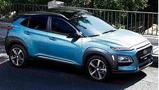 Technology Inside The 2018 Hyundai Kona Suv In Pictures