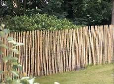 barriere jardin pas cher barriere de jardin bois piquet grillage exoteck