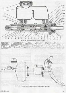 Technical Drawing Opel Gt 1900 On