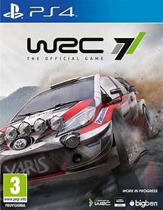 wrc 7 fia world rally chionship gra ps4 ceny i