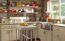 wandgestaltung küche beispiele create a rustic farmhouse kitchen this house