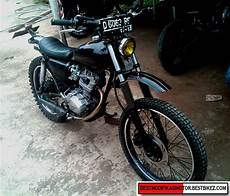 Cb Modif Trail by Modifikasi Honda Cb 100 Trail Car Interior Design