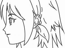 Gambar Sketsa Anime Yang Mudah Digambar Gambar Anime Keren