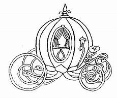 cinderella s carriage cinderella crafts coloring pages