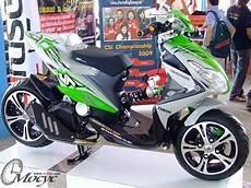 Xeon Modifikasi by Gambar Modifikasi Yamaha Xeon 125 Modifikasi Dan