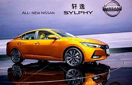 Is This The New Nissan Sentra Previews Sylphy