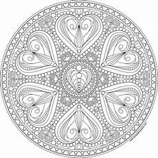 Mandala Malvorlagen Din A4 Don T Eat The Paste 2016 Mandala To Color