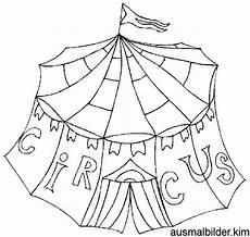 zirkus malvorlagen 11