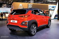 Hyundai Kona Shows Other Crossovers How It S Done At Iaa