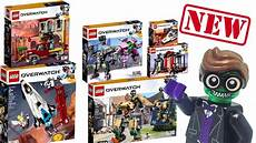 new 2019 lego overwatch sets and minifigures revealed a