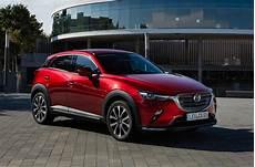 Mazda Cx 3 2018 2019 2020 Opiniones Prueba