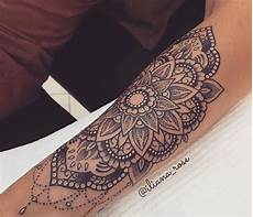 image result for mandala arm tattoos