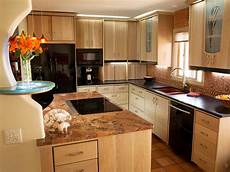 neutral granite countertops hgtv