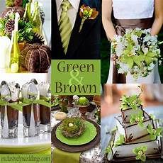 wedding decoration green and brown four fab wedding colors paired with brown chocolate brown wedding green brown wedding