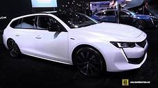 2019 Peugeot 508 Sw Gt Line Exterior And Interior