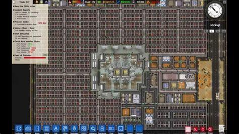 Prison Architect - Tazer Rollout - PART #42