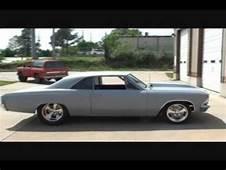 Supercharged 1966 Chevelle Pro Street 462 Big Block Beast