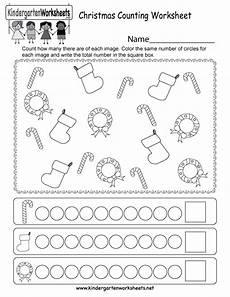 free printable counting worksheet for kindergarten