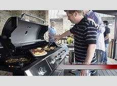 Char Broil Classic 5 Burner Gas Grill   YouTube