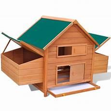 gabbie per polli da esterno articoli per casetta per polli da esterno con 2 gabbie per