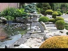 Bassin De Jardin Japonisant