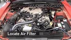 auto air conditioning repair 2004 ford mustang engine control air filter how to 1997 2001 mercury mountaineer 1999 mercury mountaineer 5 0l v8