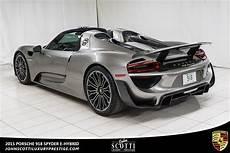 Porsche 918 Spyder E Hybrid Price In Usd 2015 Occasion 224