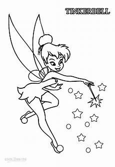 tinkerbell coloring pages free printables