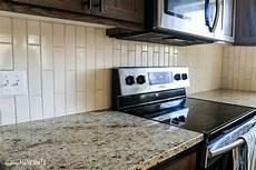 how to install subway tile backsplash diy hometalk