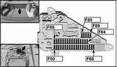 Bmw 6 Series E63 E64 2004 2010 Fuse Box Diagram