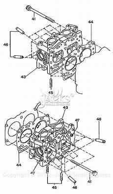 Subaru Cylinder Diagram by Robin Subaru Ew180 3 Parts Diagram For Cylinder