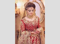 Pin by H. I on Barat Brides   Pakistani bridal makeup