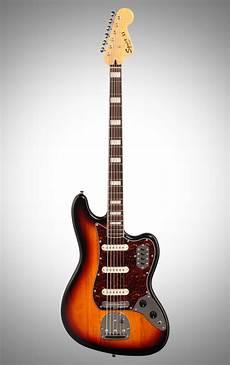 Squier Vintage Modified Bass Vi 6 String 3 Color Sunburst