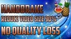 handbrake settings for youtube handbrake 2016 best settings 1080p 60fps no quality loss no lag 90 reduced size youtube