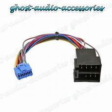 Pioneer Car Stereo Radio Iso Wiring Harness Connector