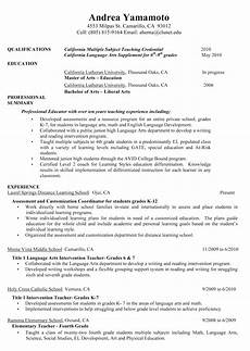 yamamoto s professional profile teaching resume