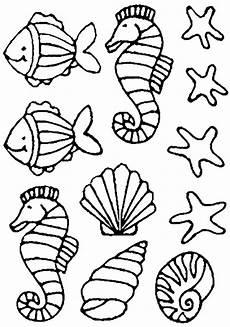 Ausmalbilder Unterwasser Tiere Die Besten Ideen F 252 R Unterwasserwelt Malvorlagen Beste
